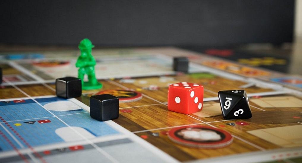 D'entrée de jeux, séance de découverte de jeux de société