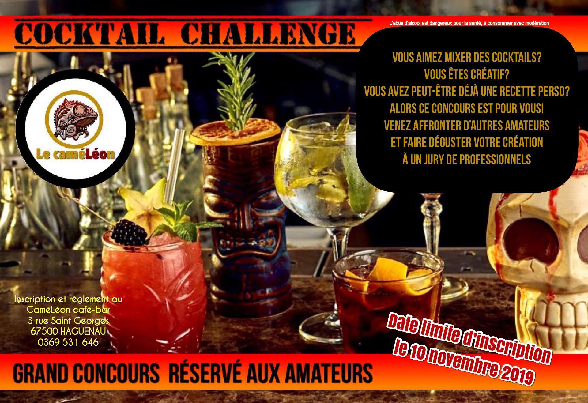Cocktail Challenge