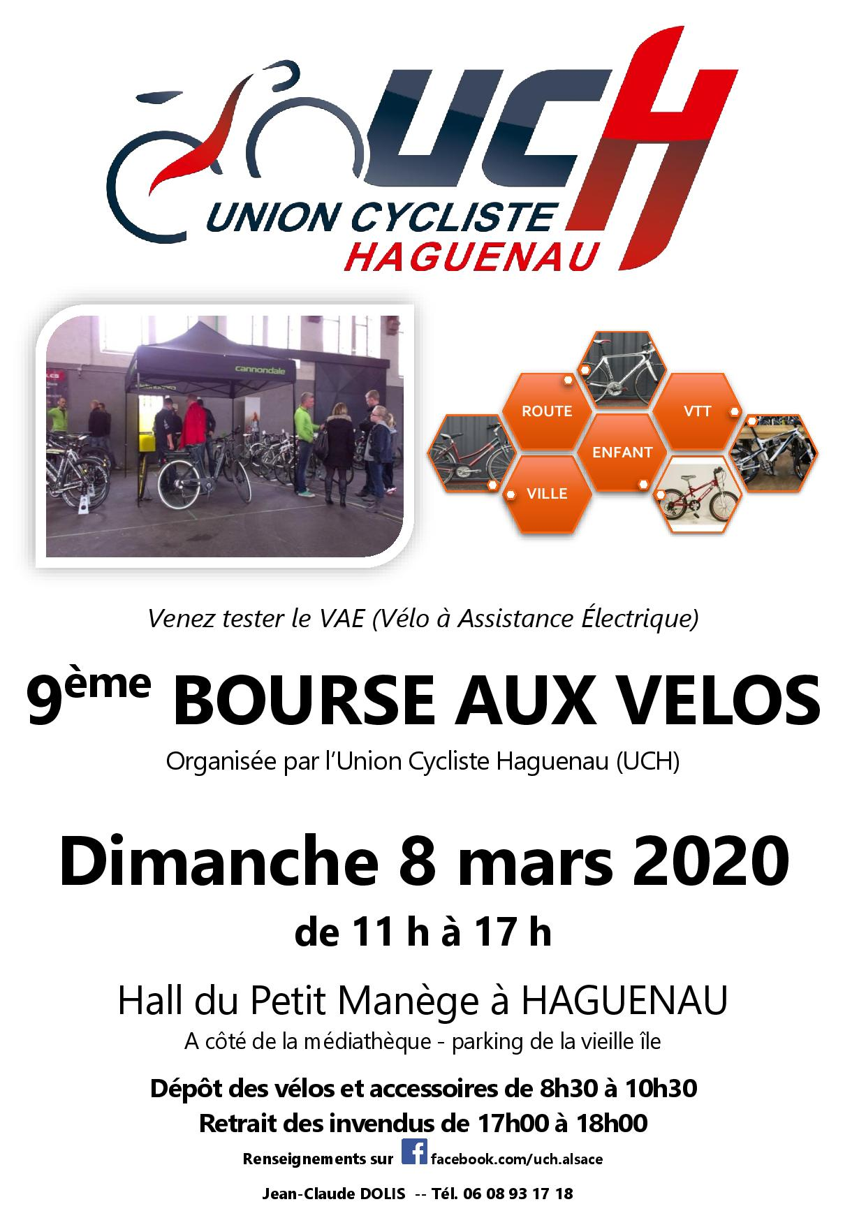 Bourse aux vélos Haguenau