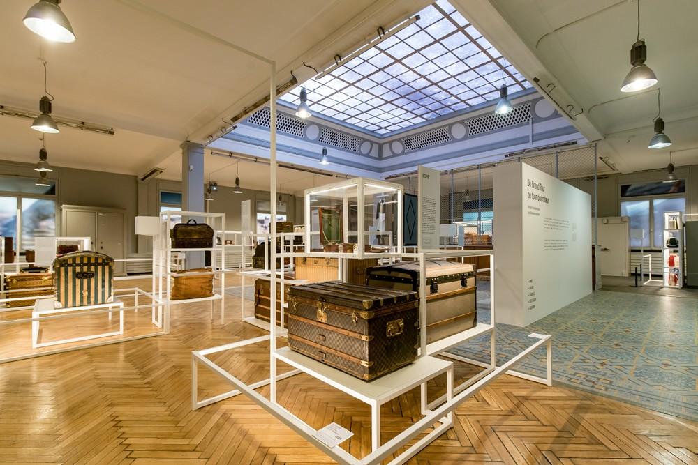 Visite guidée du Musée du Bagage