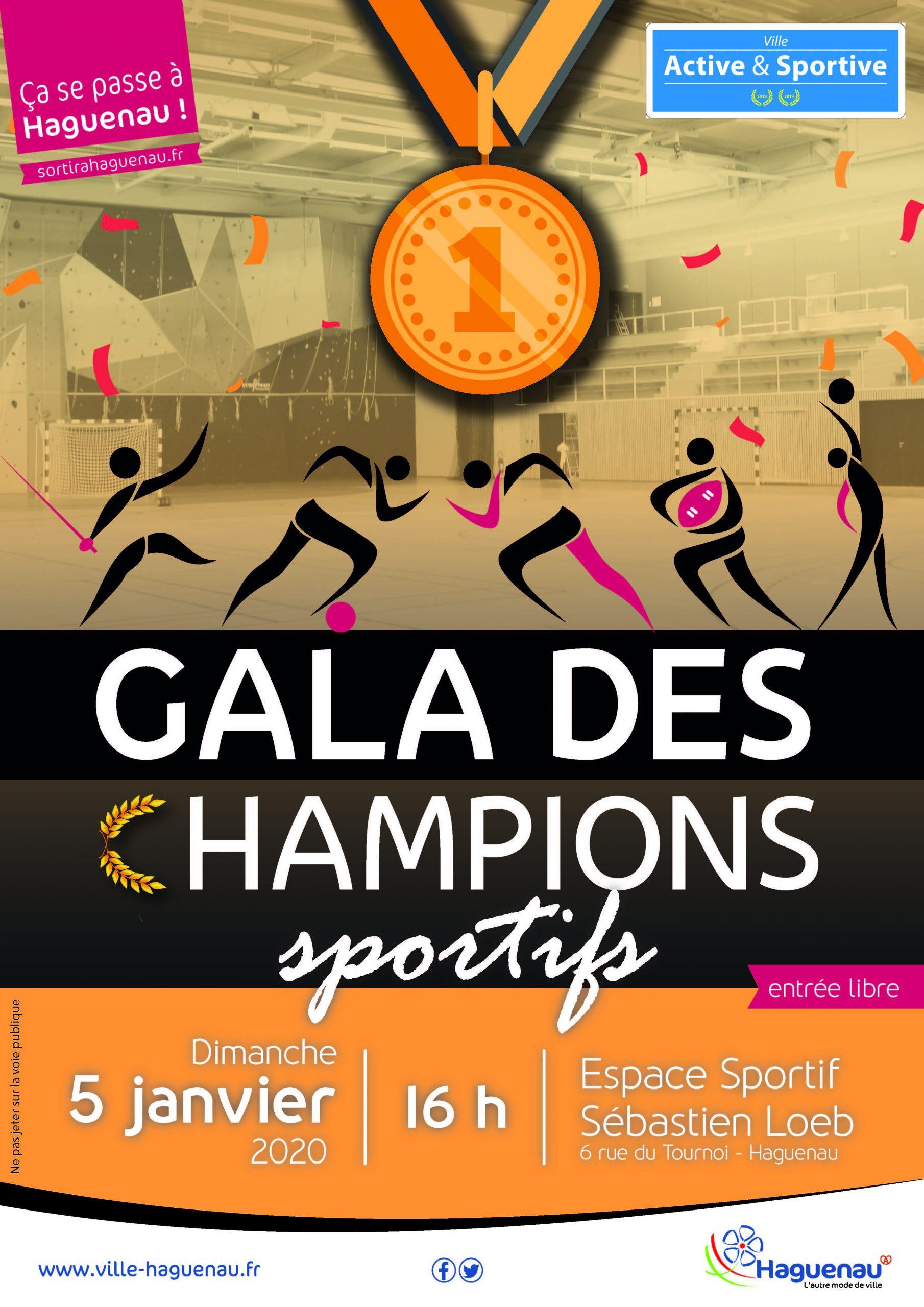 Gala des Champions Sportifs