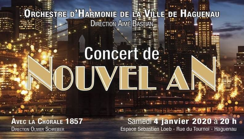 Concert de Nouvel An
