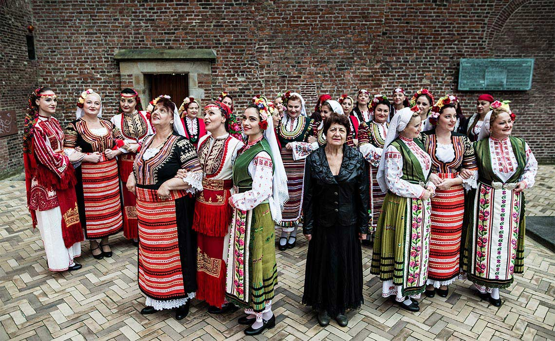 Le Mystère des Voix Bulgares en concert