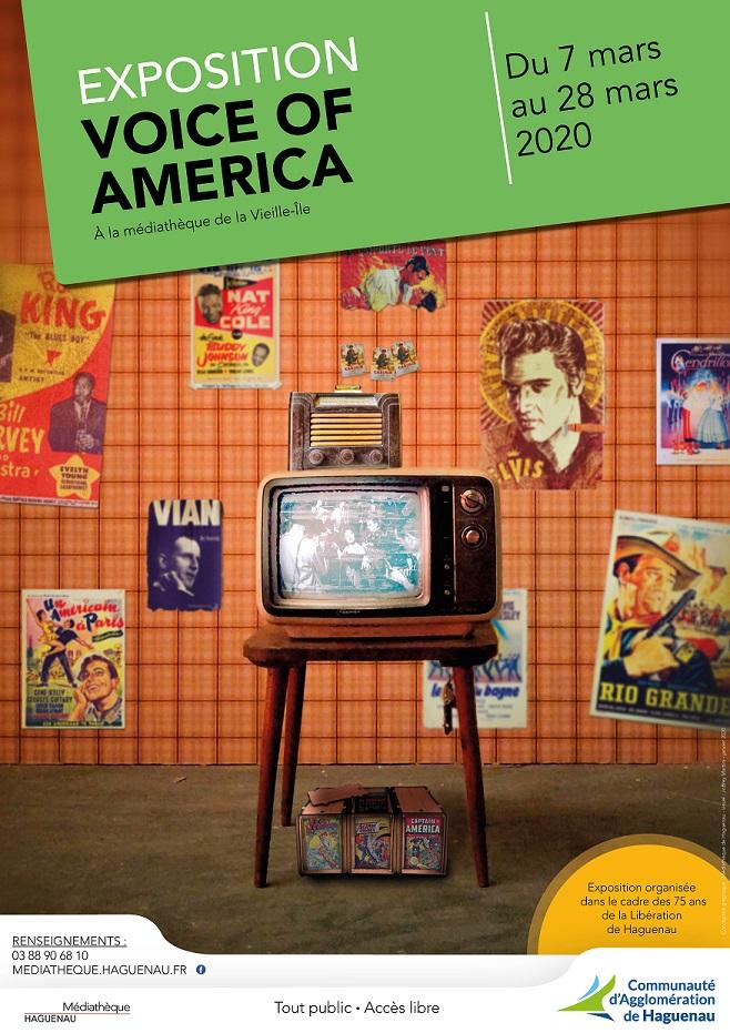 Annulé - Exposition - Voice of America