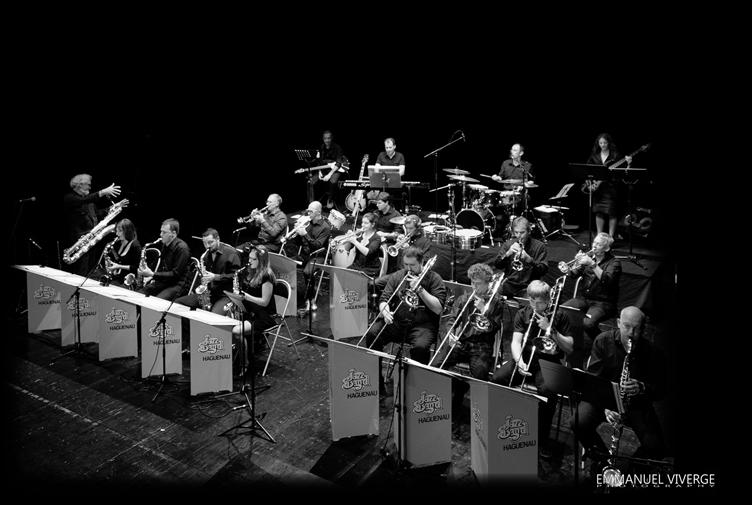 Concert du Jazz Band de Haguenau