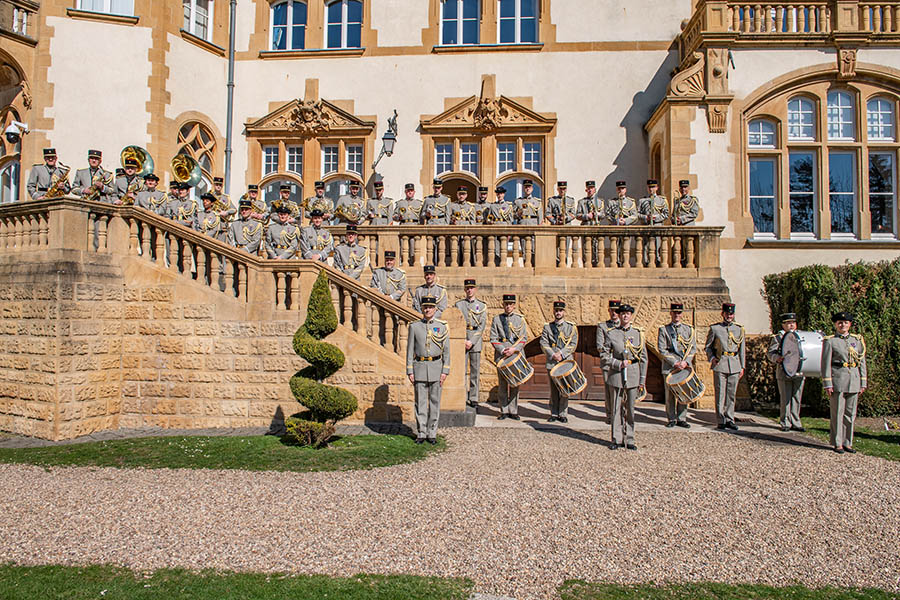 Annulé - Concert de l'Orchestre Militaire de l'Arme Blindée Cavalerie de Metz et de la Batterie Fanfare de Haguenau
