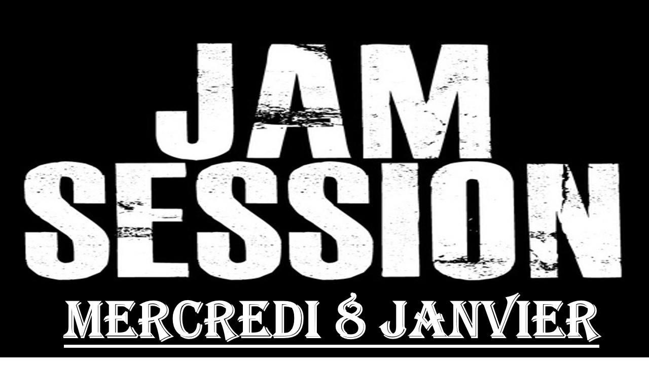 JAM SESSION ( scène ouverte )