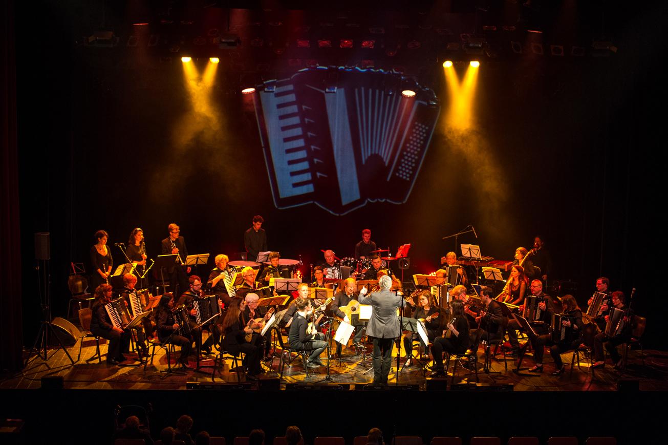 Concert d'Hiver de l'Académie d'Accordéon de Haguenau