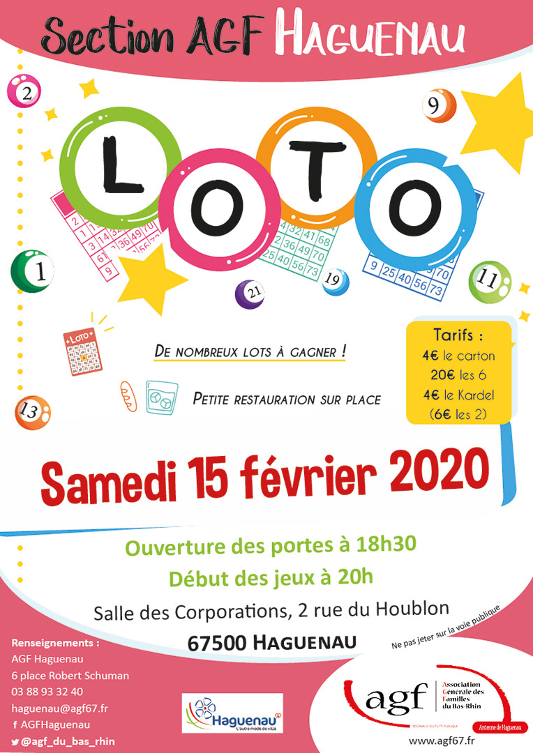 LOTO AGF