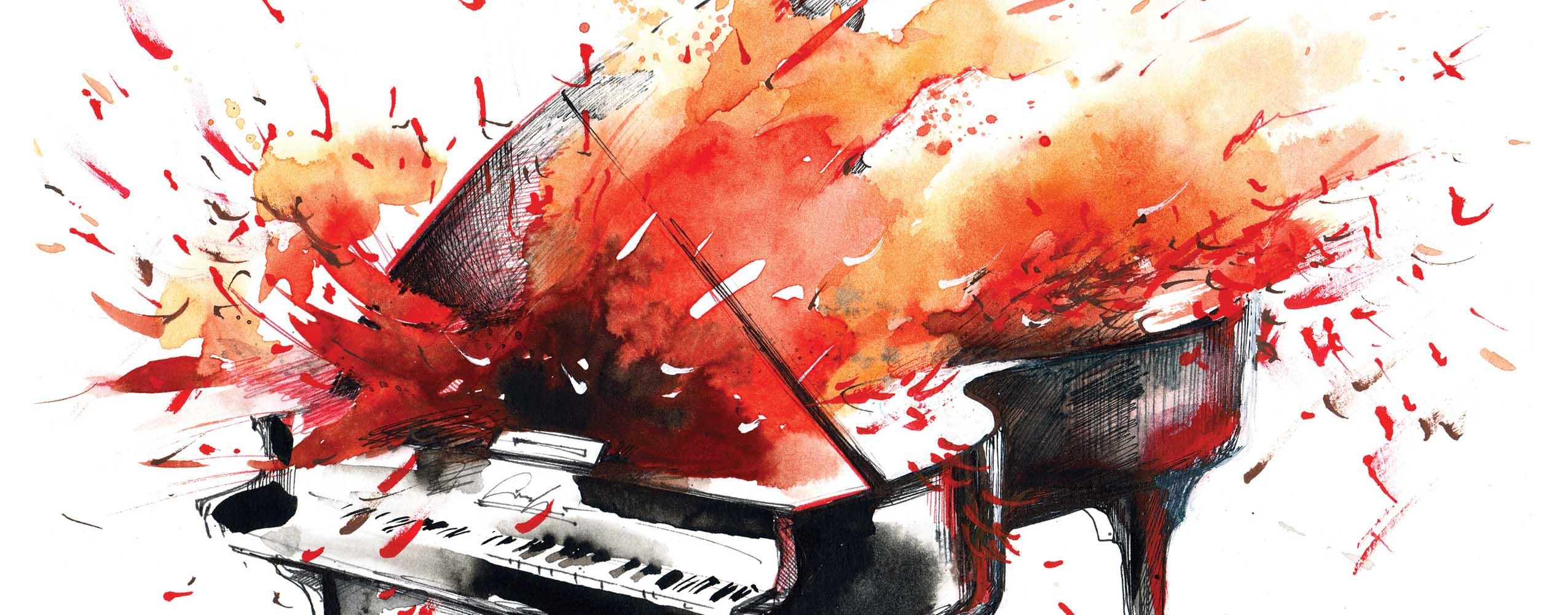 Le piano dans tous ses états