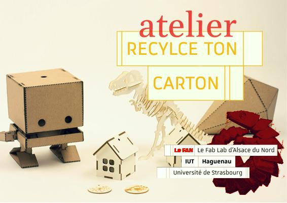 Recycle ton carton !