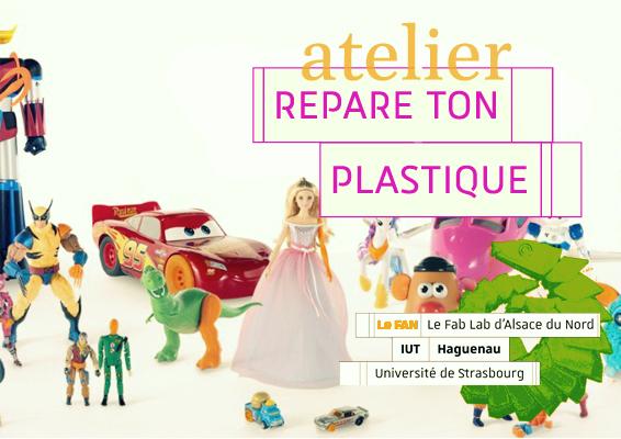 Réparer vos jouets en plastique !