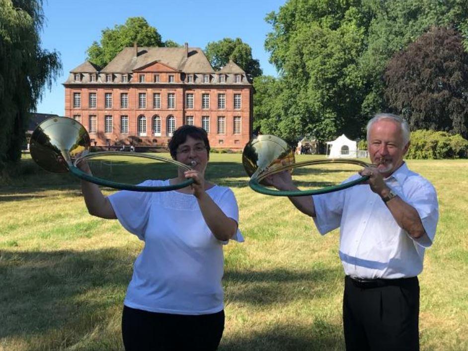 Conférence musicale sur le cor, la trompe de chasse et les trompettes