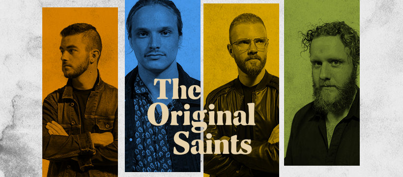 The Original Saints en concert