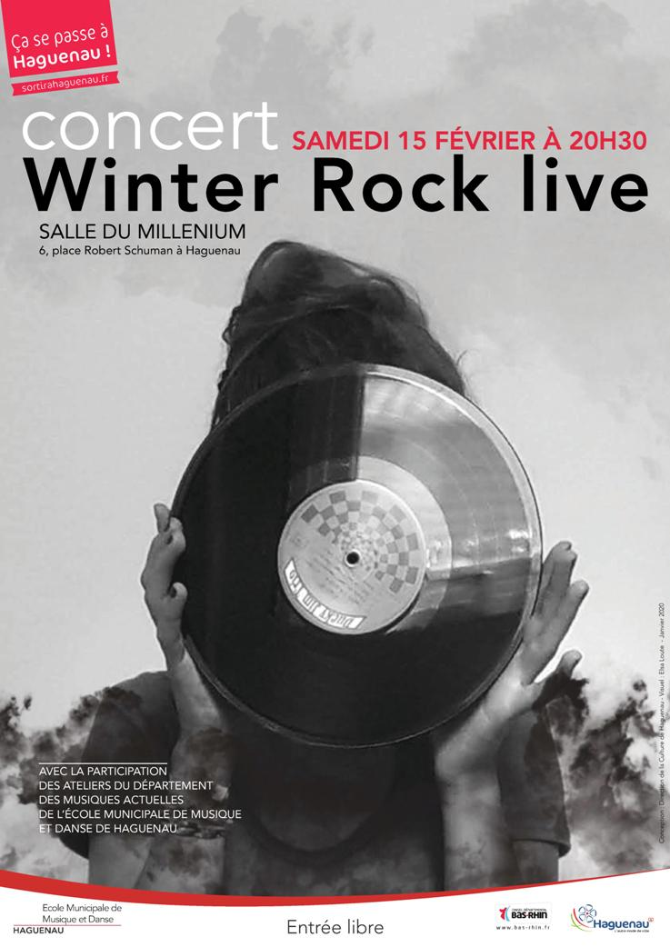 Winter Rock Live