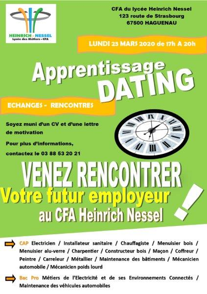 Apprentissage Dating