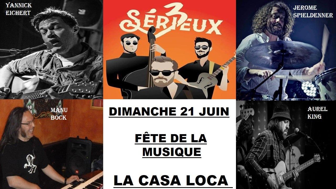 Fête de la musique à la Casa Loca