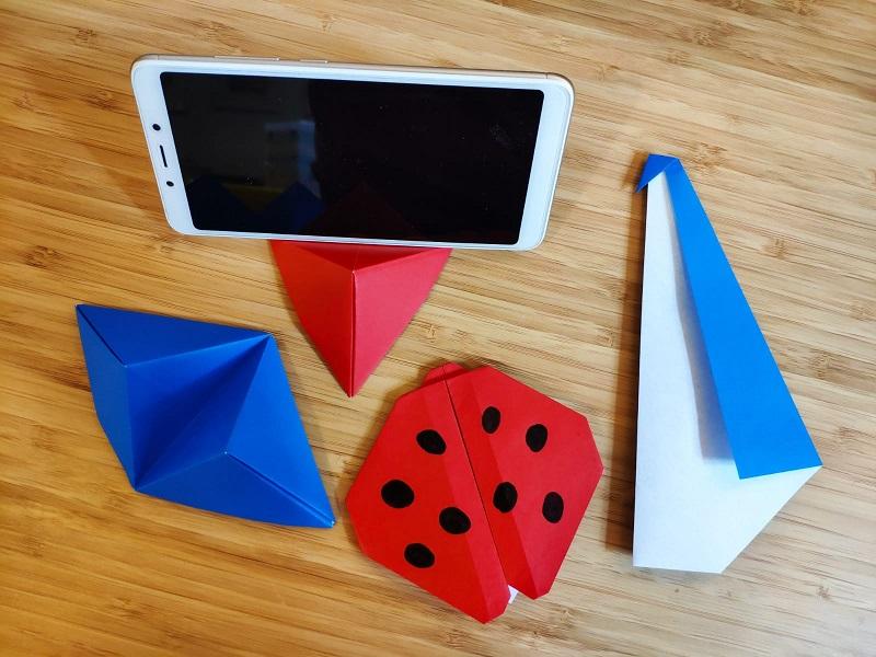 Atelier d'origami - Enfants - Niveau 2 (intermédiaire)