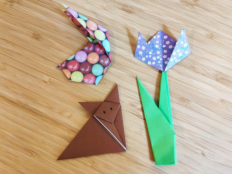 Atelier d'origami – Enfant – Niveau 1 (débutant)