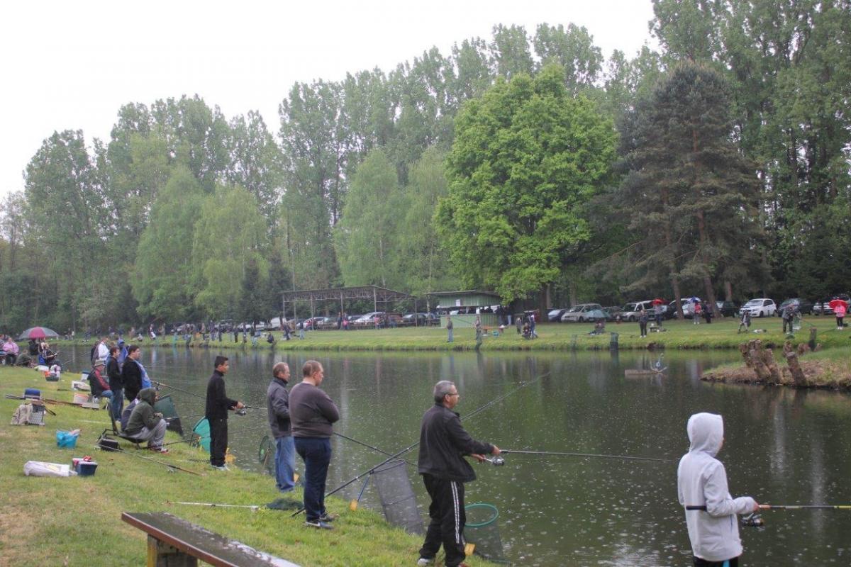 Pêche libre au Nonnenhof