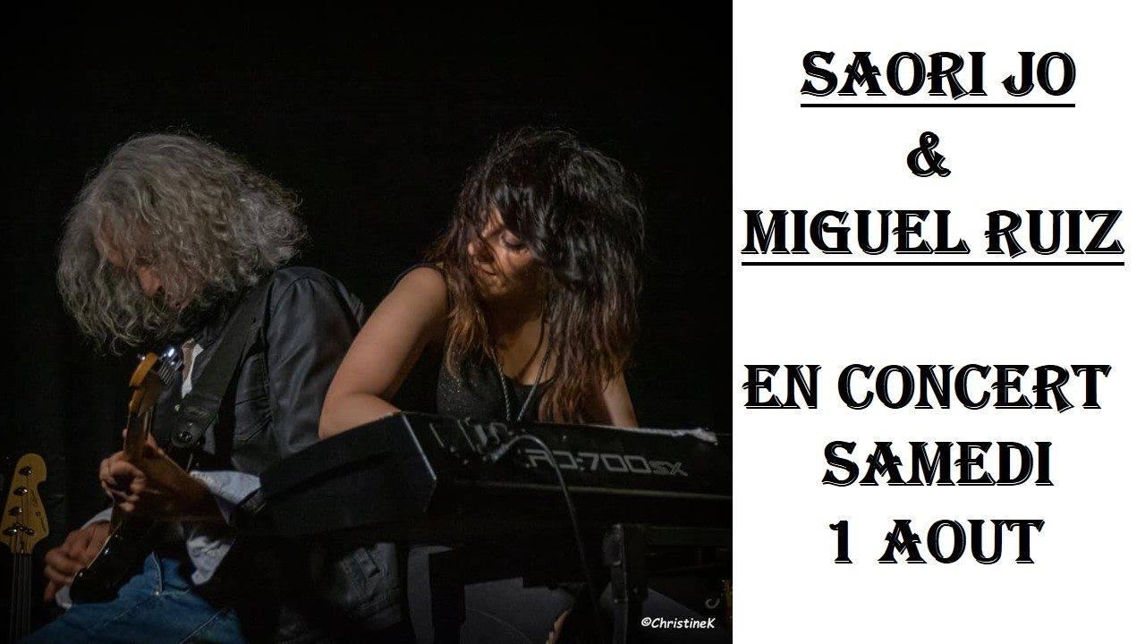 Saori Jo et Miguel Ruiz