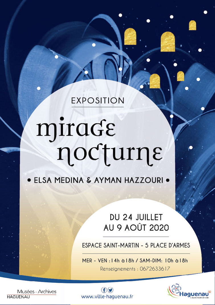 "Exposition ""Mirage Nocturne"""
