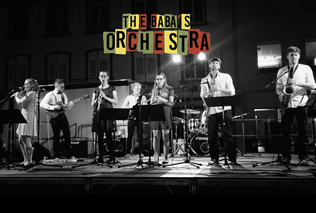 Baba's orchestra