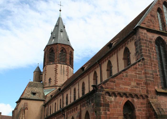 Visite de l'église Saint-Georges