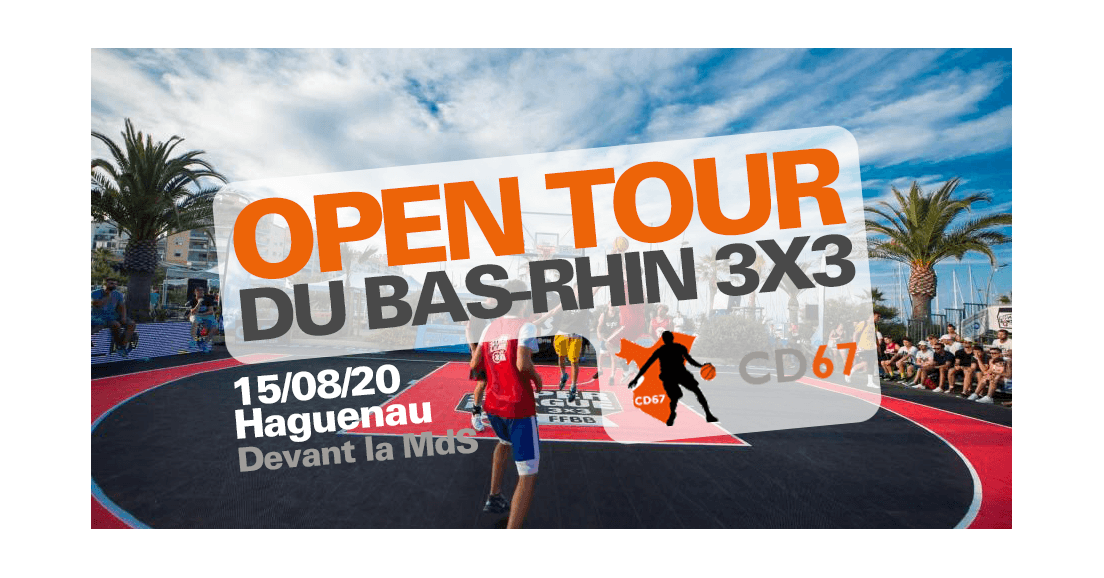 Tournoi de basket 3x3