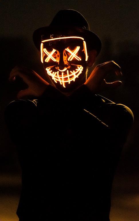 Horreur ! c'est Halloween: Démonstration de maquillage de film