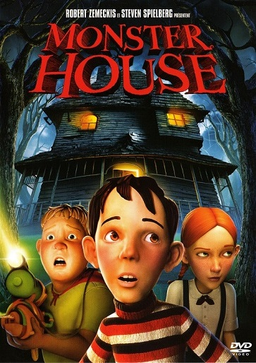 "Horreur ! c'est Halloween: Projection :"" Monster house"""