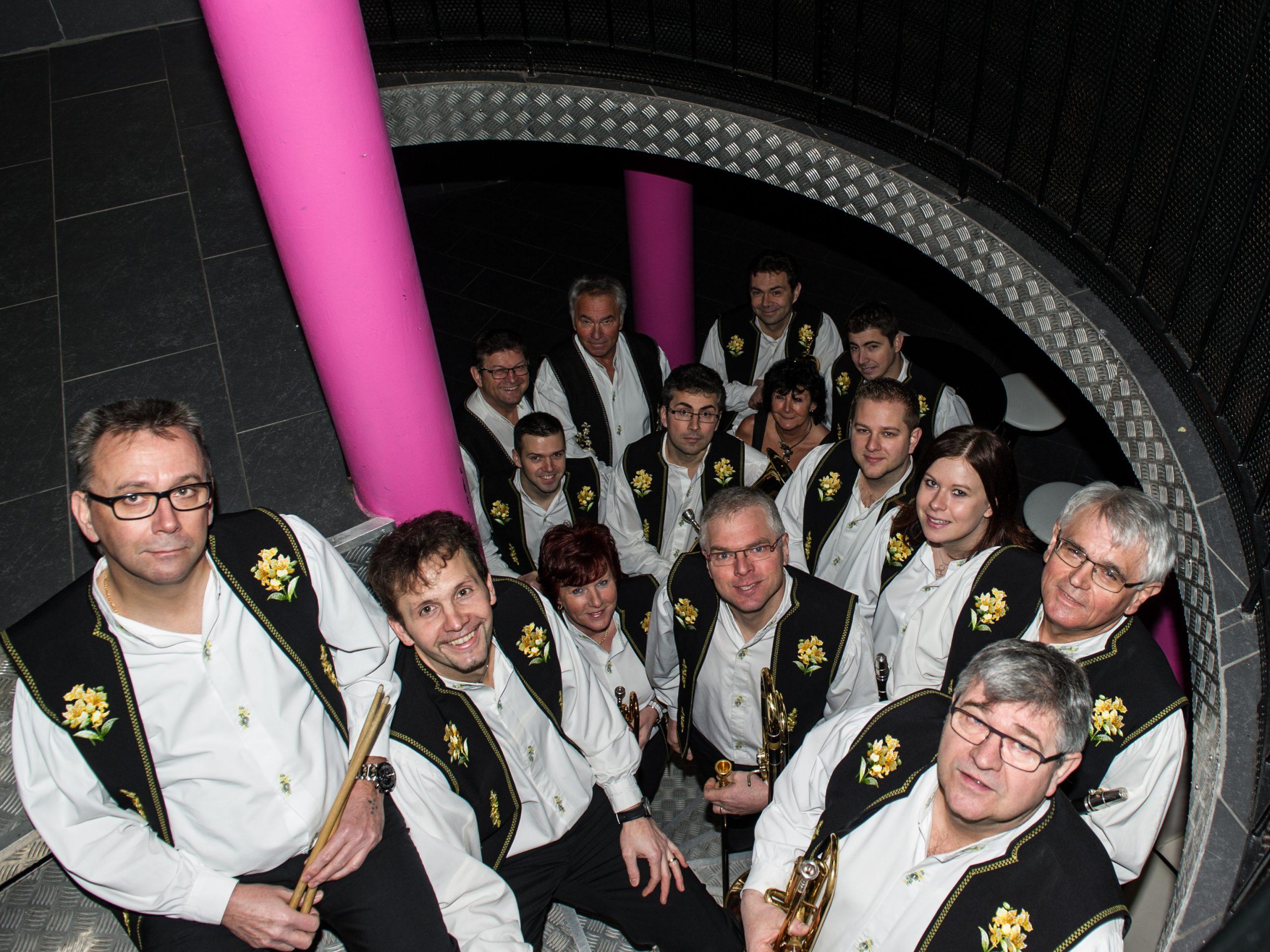 Concert de musique alsacienne D'Surburjer Harzwuet
