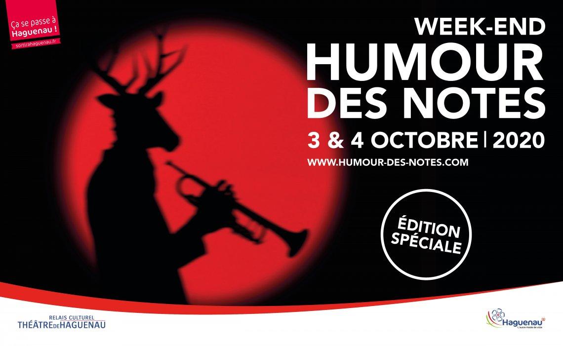 L'Humour des Notes - Edition spéciale !