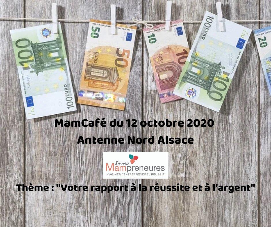 """MamCafé Octobre : """"Votre rapport à la réussite et à l'argent"""""""