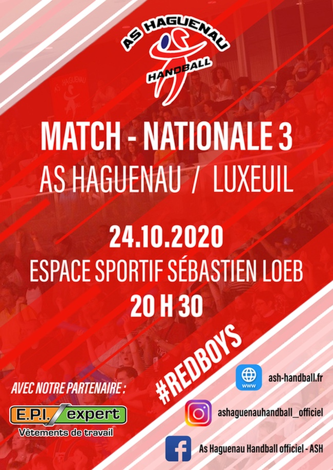 Match de Handball Nationale 3