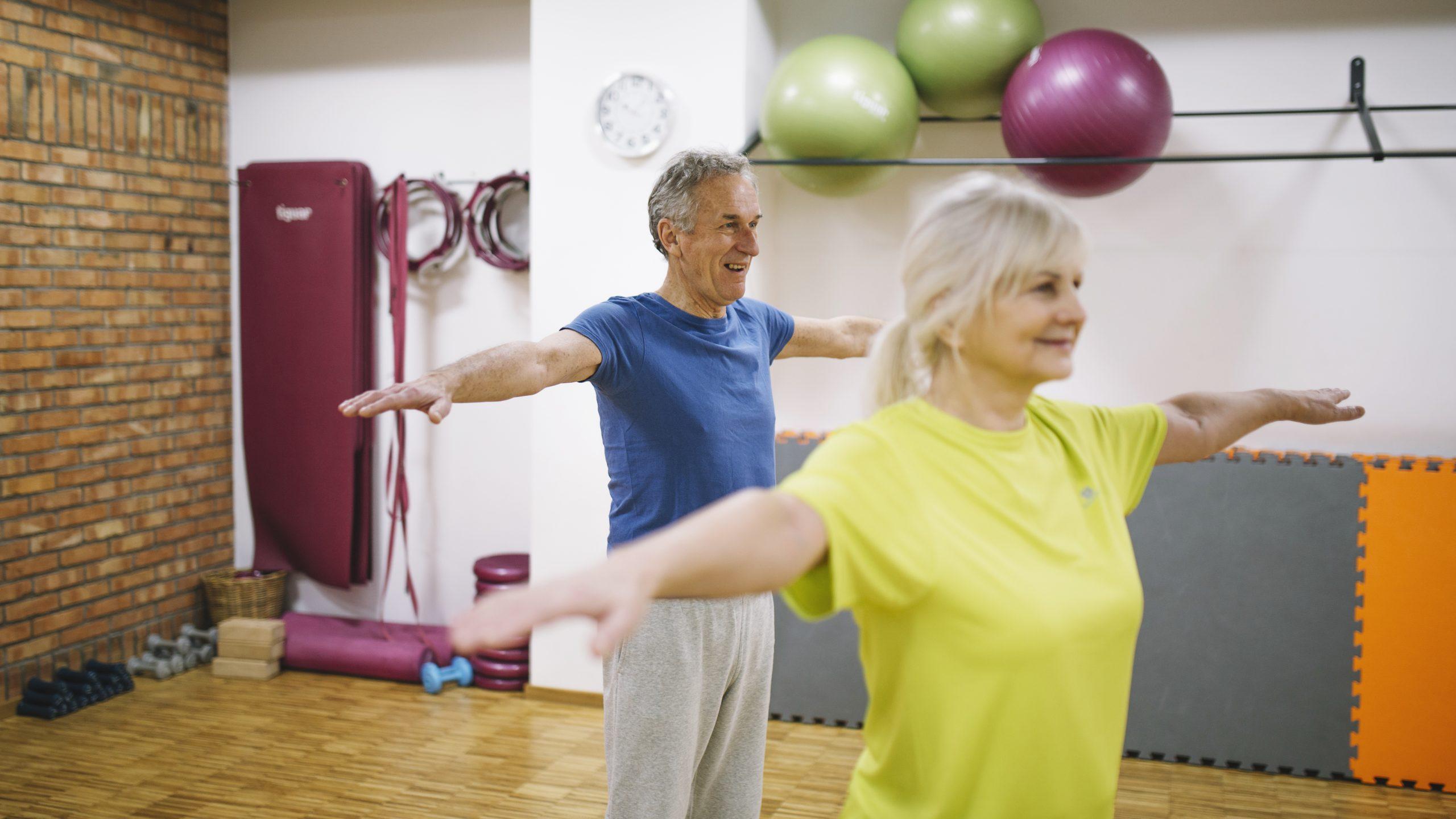 Semaine des Seniors - Activité physique adaptée