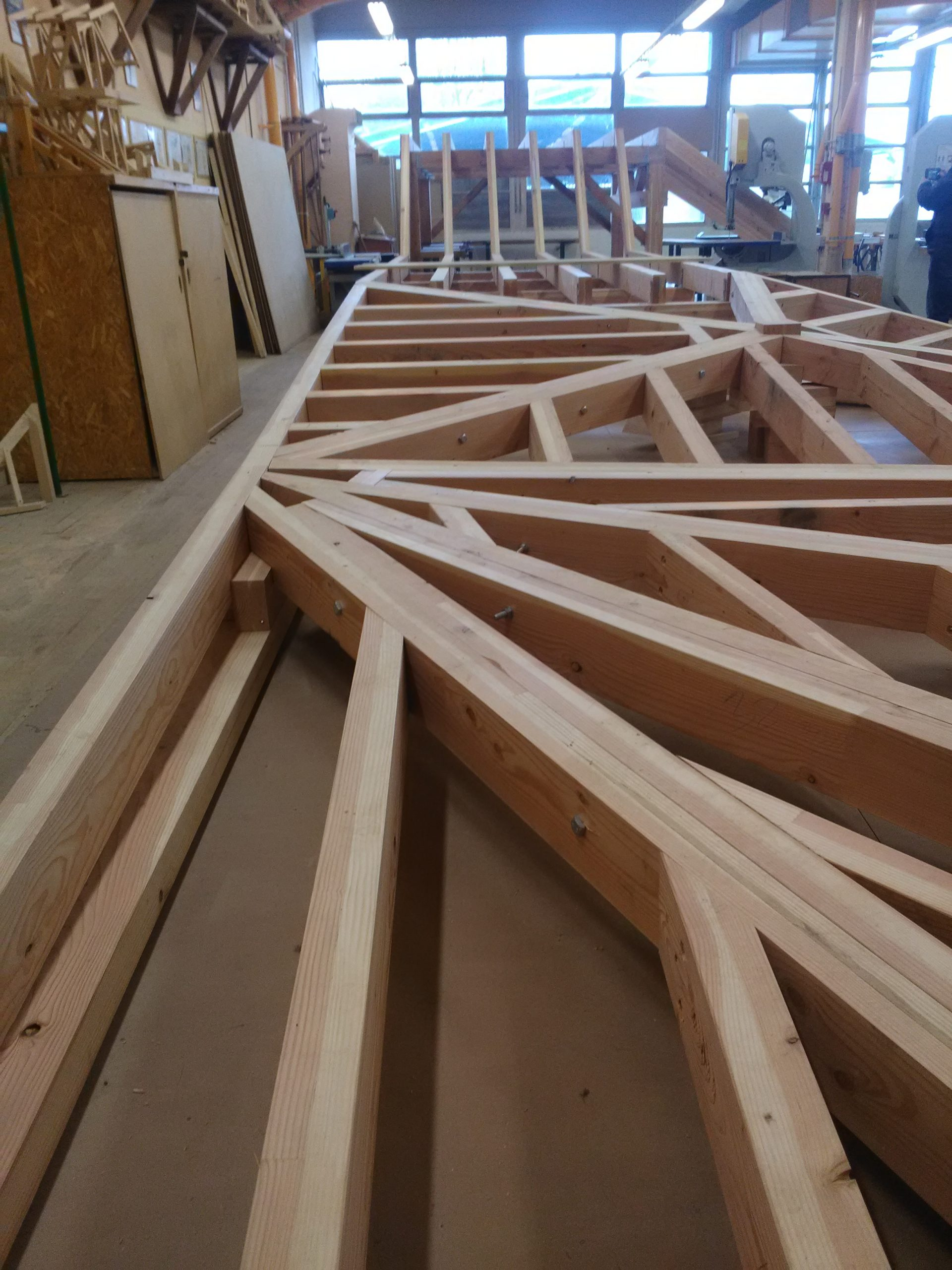 Le travail du bois - Une noble formation
