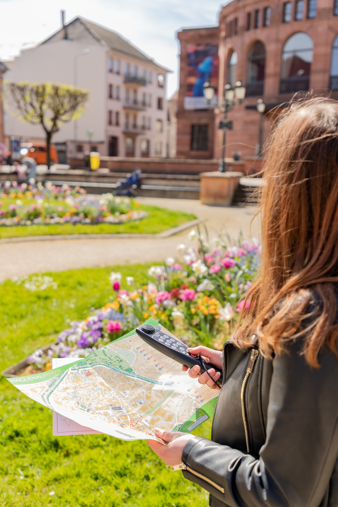 Audioguide - À la découverte du patrimoine et de l'histoire de Haguenau