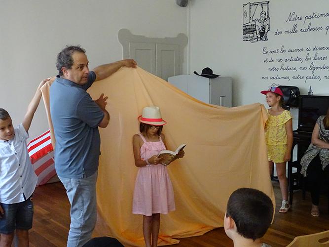 Atelier photo avec Jean-Marc Godès