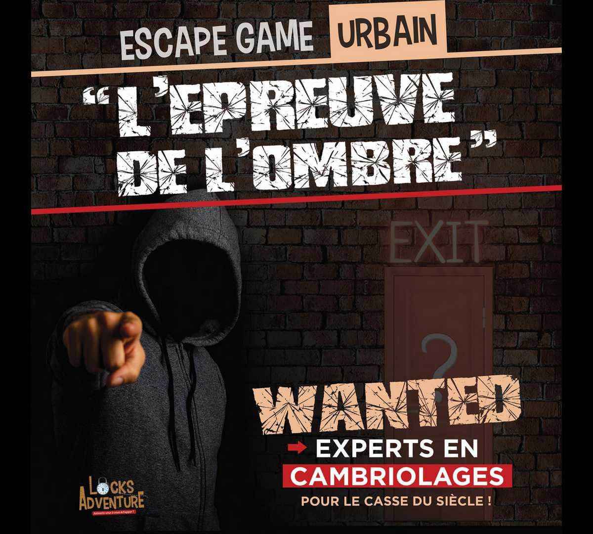 L'Épreuve de l'Ombre - Escape Game Urbain