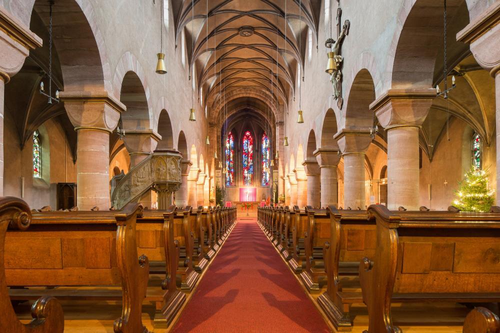 Les cloches de l'Eglise St Georges