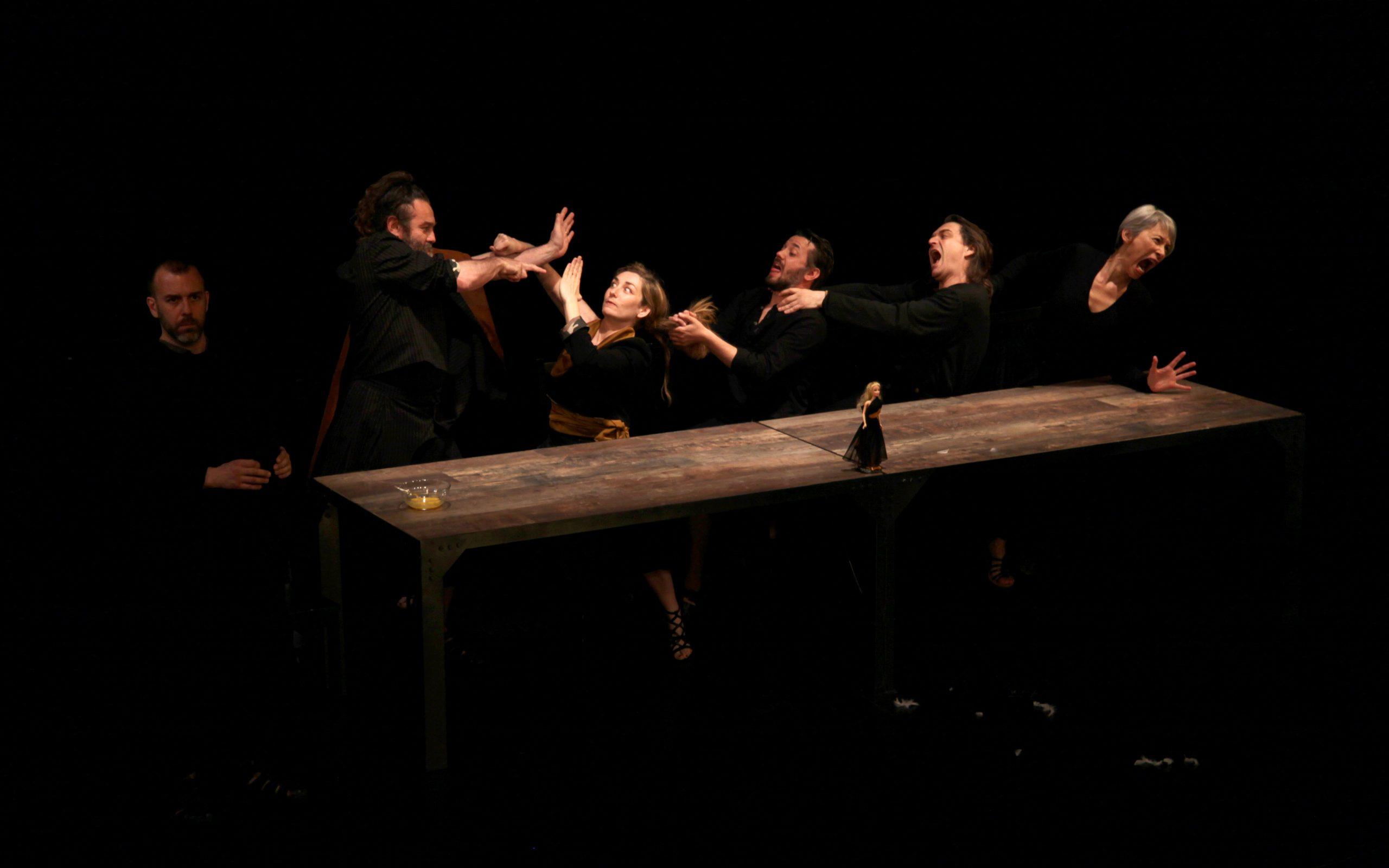 La guerre de Troie (en moins de deux!) - Théâtre du Mantois