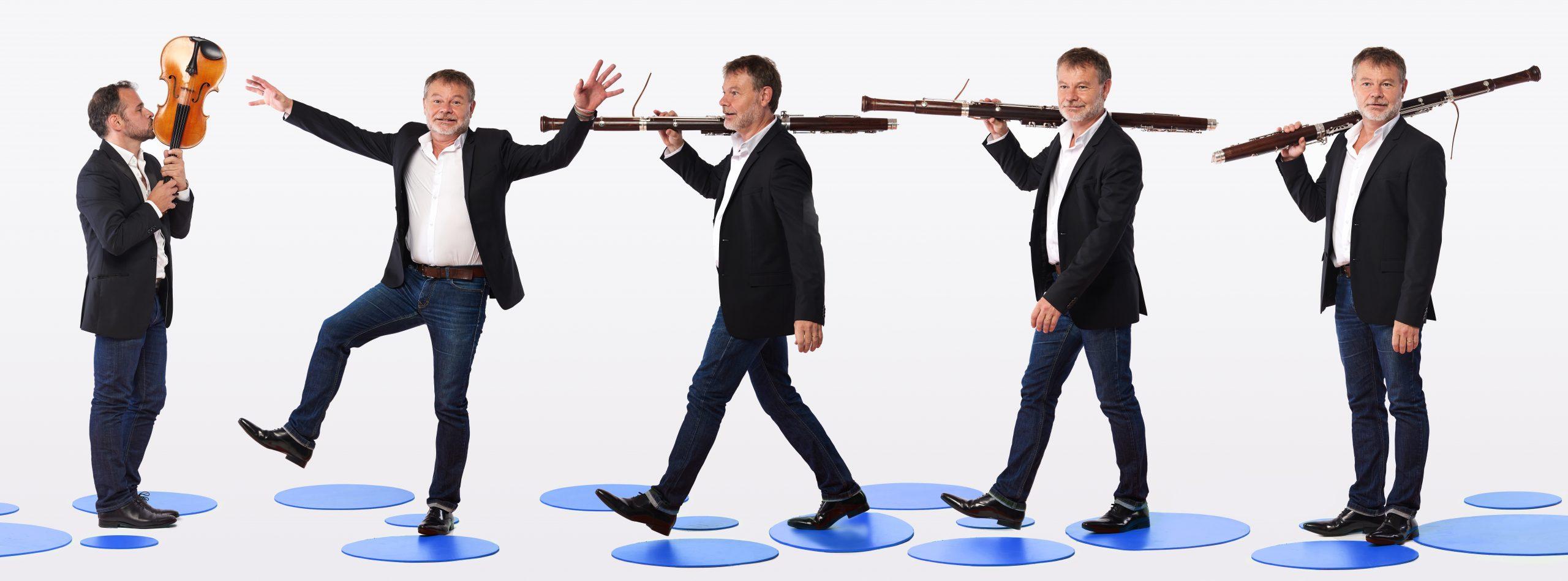Battle 2x4 - Philharmonie de Poche