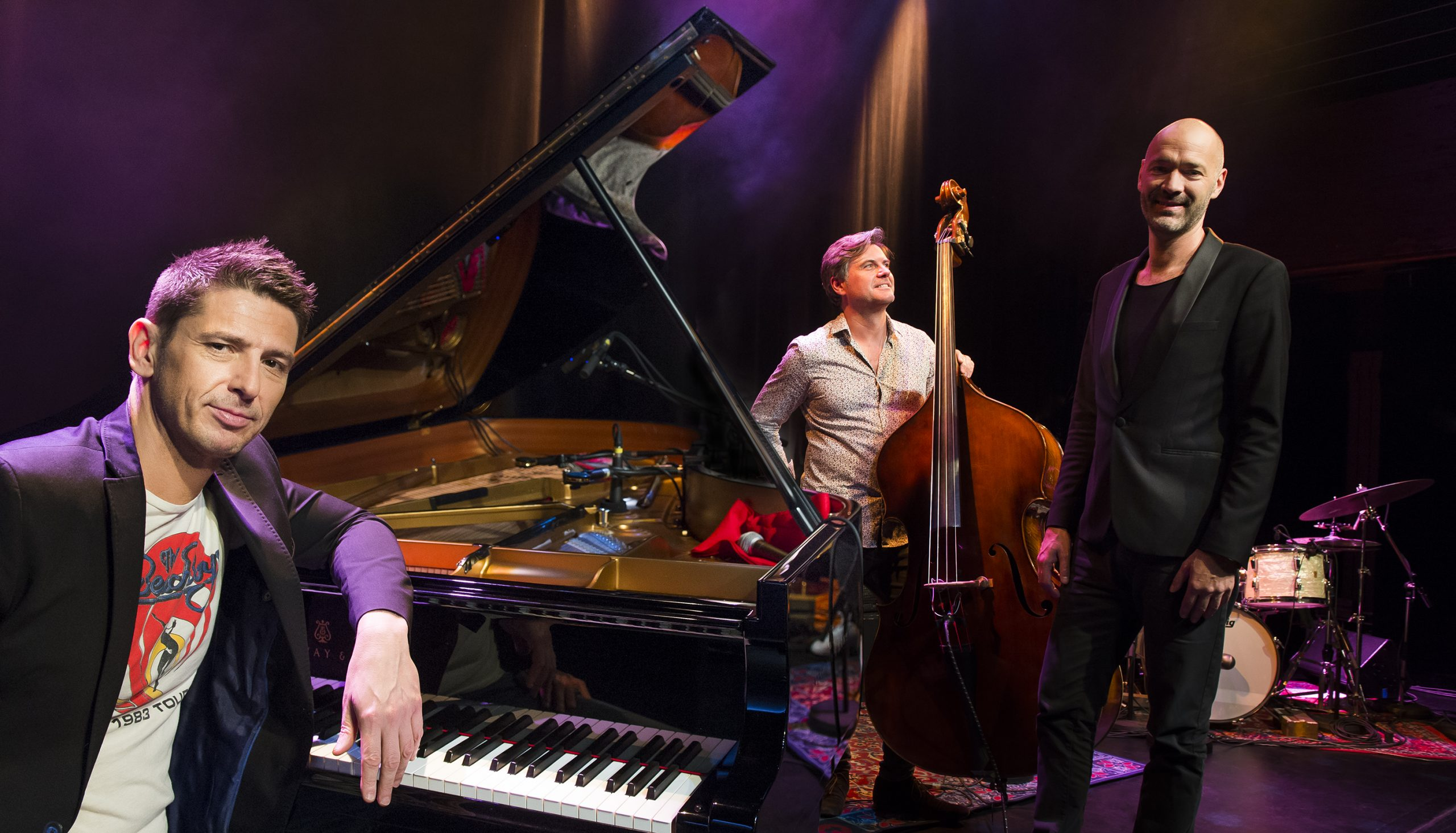 Gainsbourg & Miles - Grégory Ott Trio, Jyzzel & Matskat