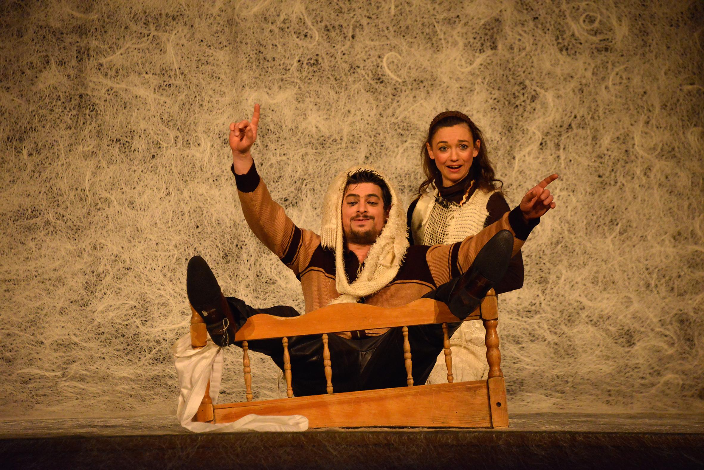 Un mouton pour la vie - Theater Eurodistrict Baden Alsace