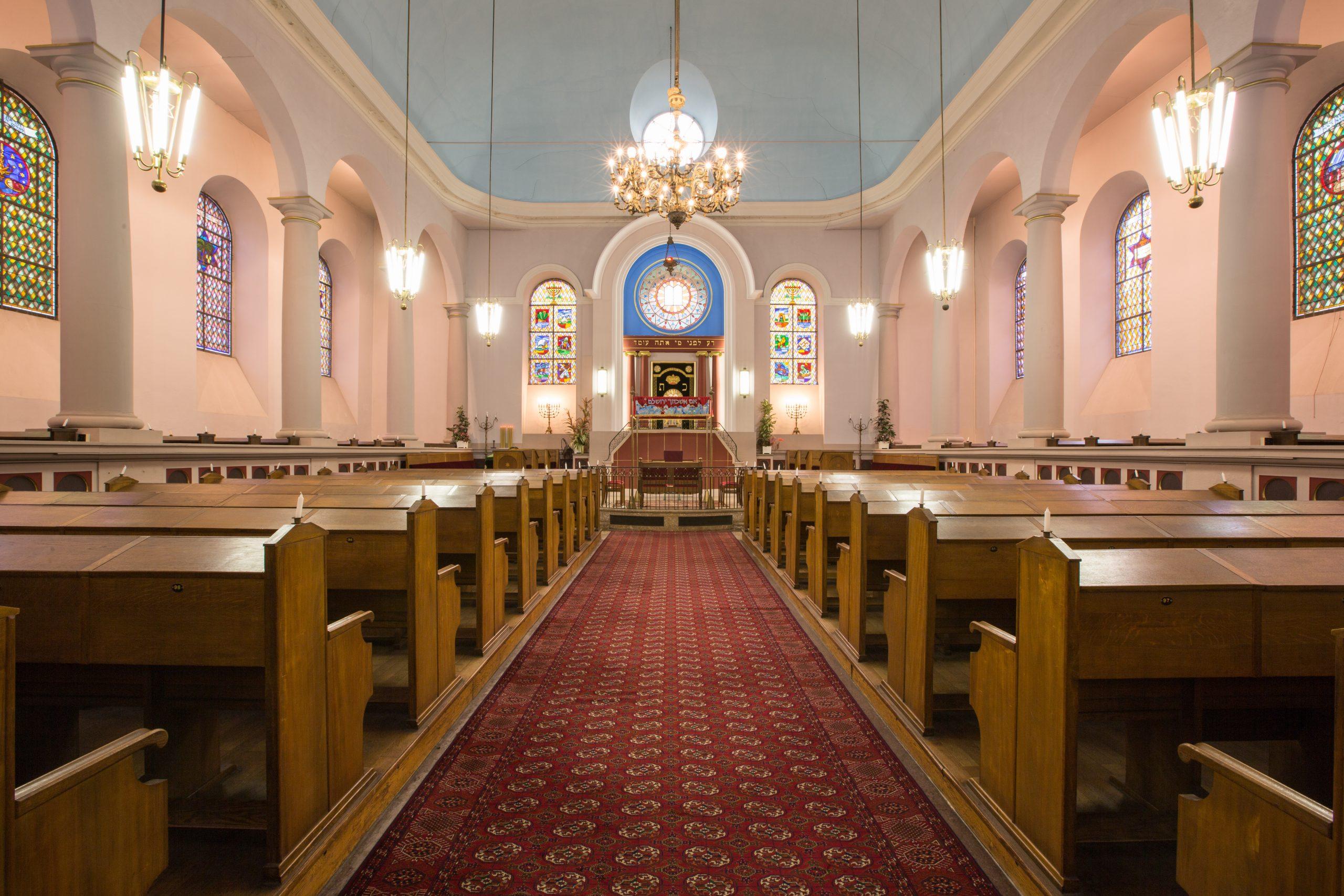 Visite guidée de la commémoration des 200 ans de la synagogue