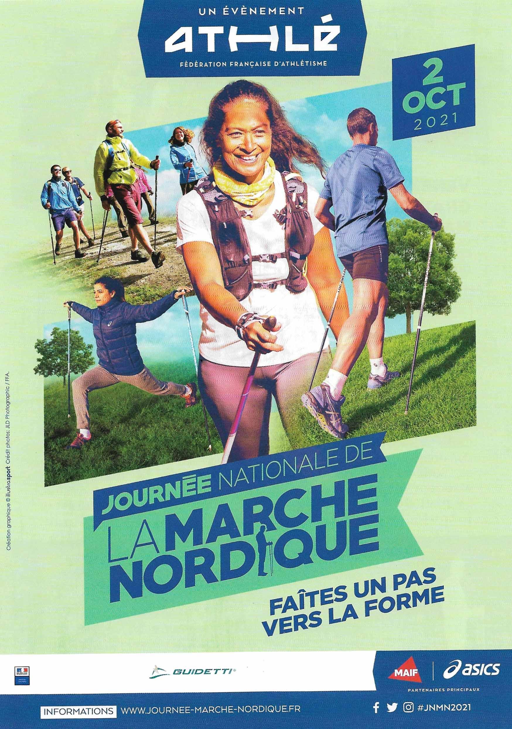 Journée Nationale Marche Nordique