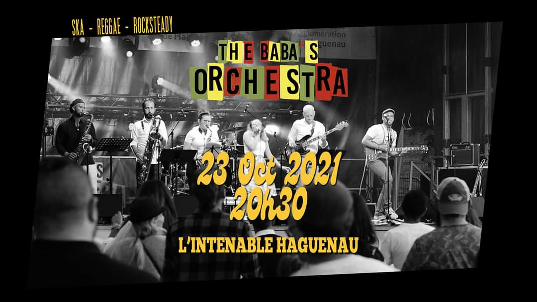 Concert The Baba's Orchestra