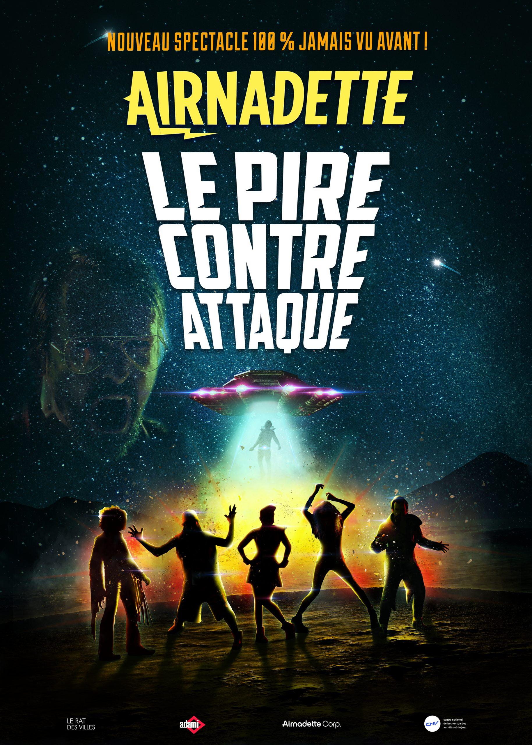 Airnadette - Le pire contre-attaque