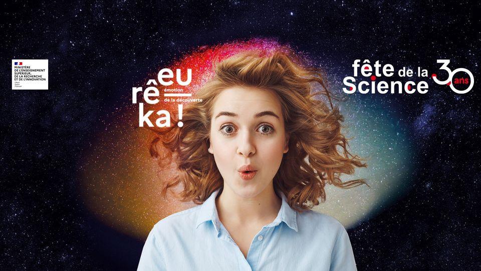 """Fête de la Science - Conférence """"Briga se révèle"""""""